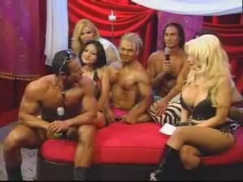 Sabrina Sabrok Celeb Biggest Breast TV Show