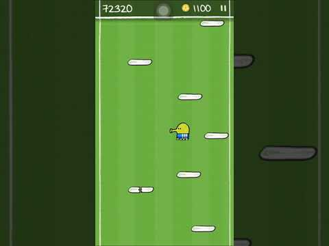 Doodle Jump (Soccer Theme) High Score 284,929 Points NO CHEATS OR HACKS