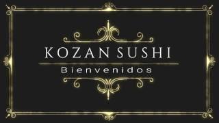 Comercial KOZAN Sushi