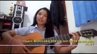 """Lagu manggarai """"NUK NACAGE"""" Lagu cover by:enu yulin main gitar-nya dan suaranya keren dan terbaik"""
