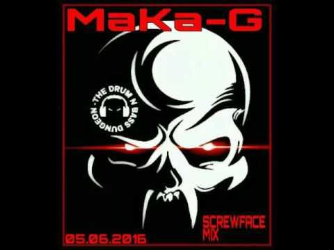 MAKA-G - SCREWFACE MIX - DNBDUNGEON