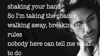 Breaking The Rules -Jack Savoretti