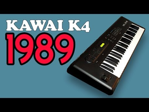 KAWAI K4   The Most Fascinating Soundscapes   HD DEMO