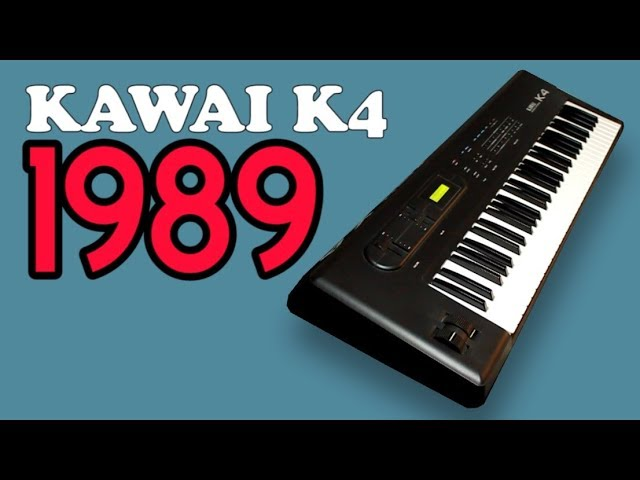 KAWAI K4 | The Most Fascinating Soundscapes | HD DEMO