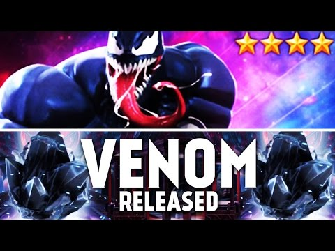 VENOM RELEASED - Marvel Contest of Champions - Gameplay Part 11 | Pungence