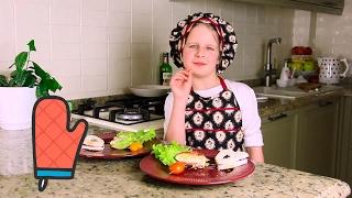 Катя Готовит Романтический Завтрак Для Папы И Мамы На День Влюбленных Ч.1 | Hello Katty