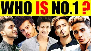 WHO IS NO.1 TIK-TOK STAR l TOP 10 TIK-TOK STARS IN INDIA