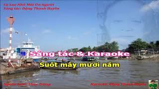 Karaoke vọng cổ: Cù Lao Nhớ Mãi Ơn Người (dây Đào)