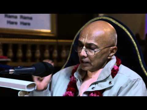 Lecture - Vishvambhar das - SB 10.2.7-8 - Getting to Krishna