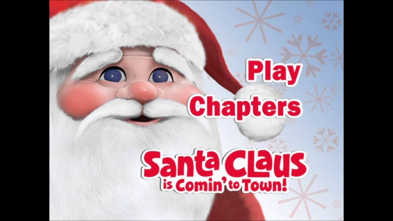 a santa clauss recount on coming to earth The santa tracking tradition began in 1955 after a colorado springs-based sears, roebuck & co advertisement misprinted the telephone number for children to call santa.