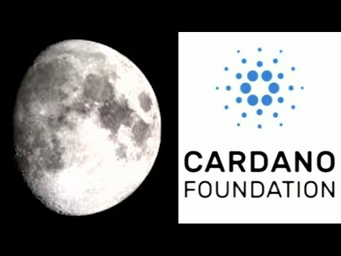 $1 Cardano Moon $ADA King Of Cryptocurrencies #Cardano Foundation Analysis