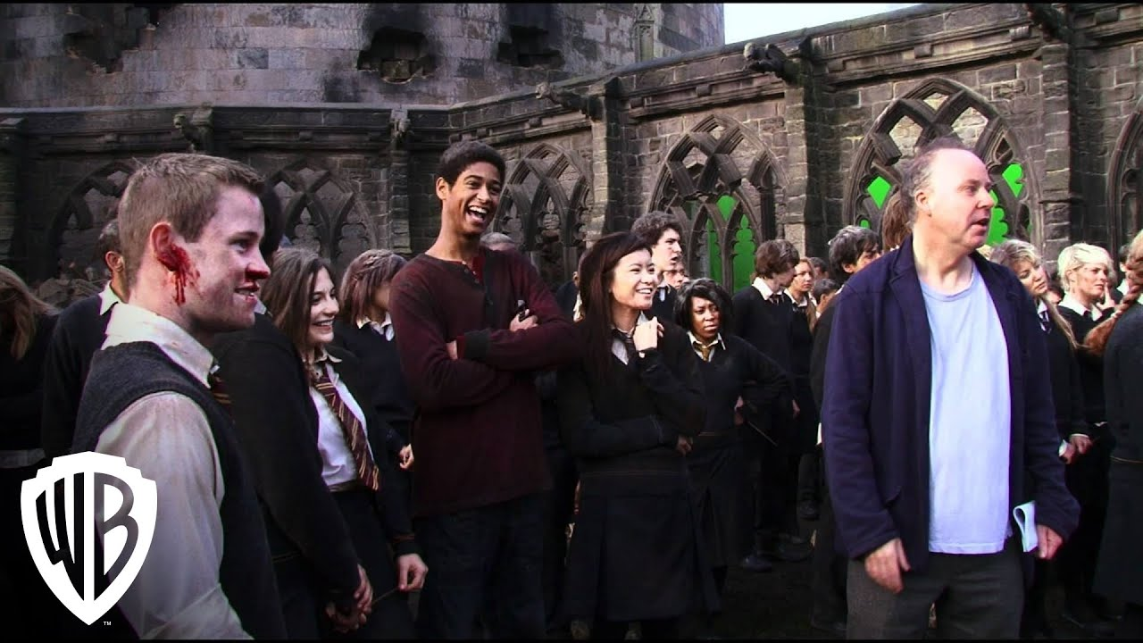 Cast and crew of harry potter