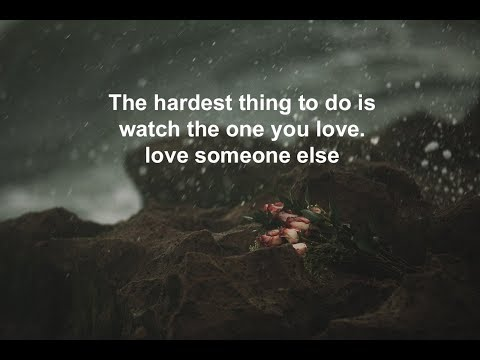 HeartBroken Quotes For Sad People That Just Broke Up