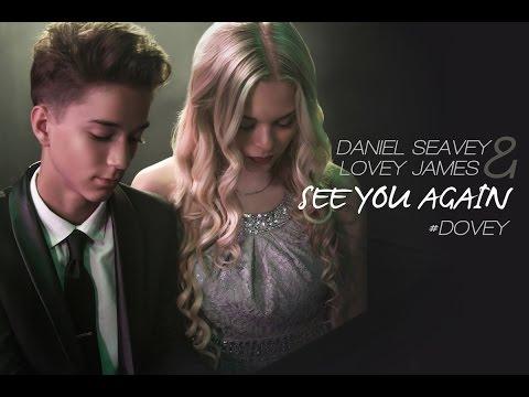 "Charlie Puth, ""See You Again""- Cover by Lovey James and Daniel Seavey"