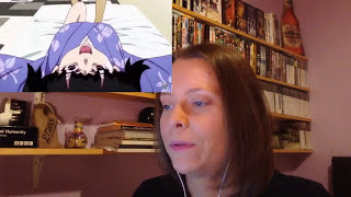 B00B SQUEEZE! Monica reacts to Anime Crack 1 and 2 (Reaction)