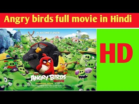 Angry Birds Full Movie In Hindi Download