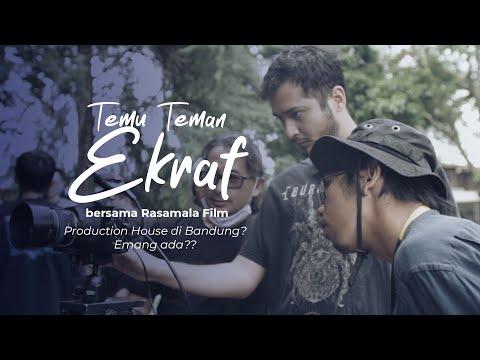 Mengenal industri kreatif film di Kota Bandung bersama Rasamala Film | Temu Teman Ekraf Ep. 1