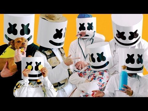 Cooking with Marshmello: 2018 YouTube Rewind
