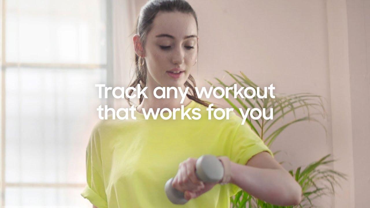 Galaxy Watch4: ติดตามการทุกออกกำลังกายแบบไหนที่เหมาะกับคุณ เช็กได้!   Samsung