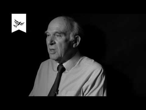 Vince Cable on why he is a Liberal Democrat