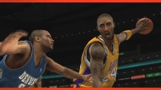 NBA 2K13 Developer Insight #2 - Triple Threat Moves & Contact