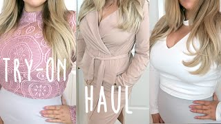 Try On Affordable Clothing Haul July 2016