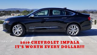 2018 Chevrolet Impala is Worth Every Dollar! An Amazing Car! - Ran Ds Reviews