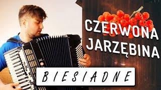 Biesiadne - Czerwona Jarzębina - akordeon