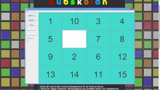 Kubskolans 15-spel