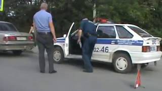 ДТП (г .Ачинск)