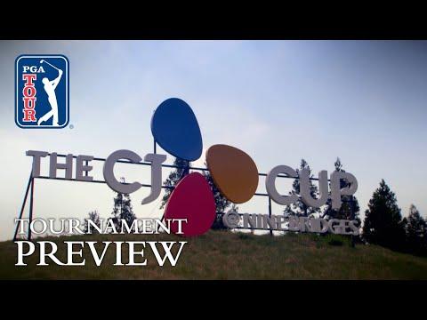 THE CJ CUP @ NINE BRIDGES Preview