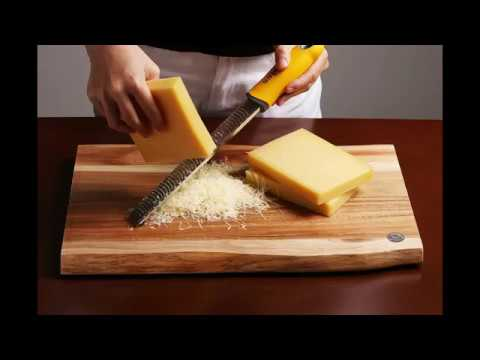Deiss PRO Citrus Lemon Zester & Cheese Grater