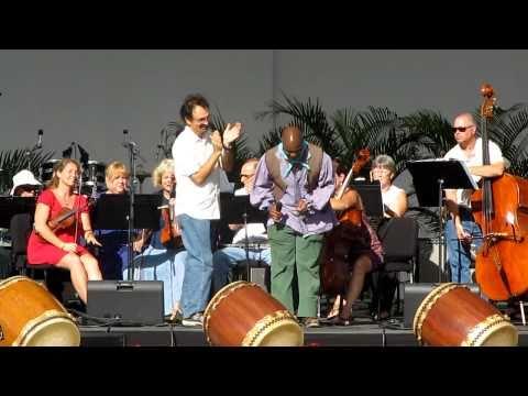 The Maui Pops Orchestra & Frisco Opera singers (Maui live 3.12.11)