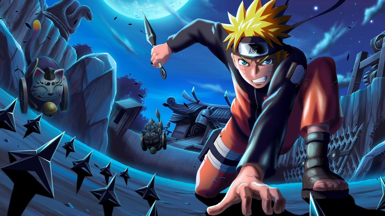 Naruto Wallpaper Ps4 Skytoon Youtube
