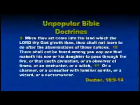 Unpopular Bible Doctrines #6: Military Service; Freudian Psychology & Psychiatry is a Lie