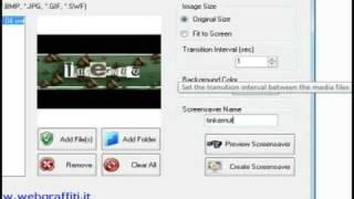 Software Tip: Create A Screensaver
