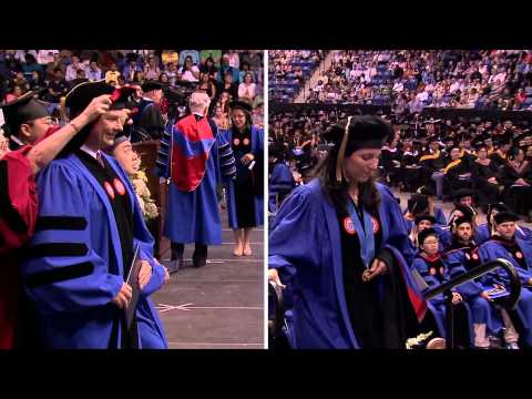 UMass Lowell 2014 Commencement Doctoral Degrees - College of Sciences (4:11)