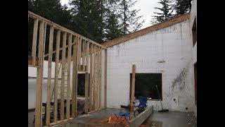 House Building Part 3: Lots More Rain & Little More Progress!