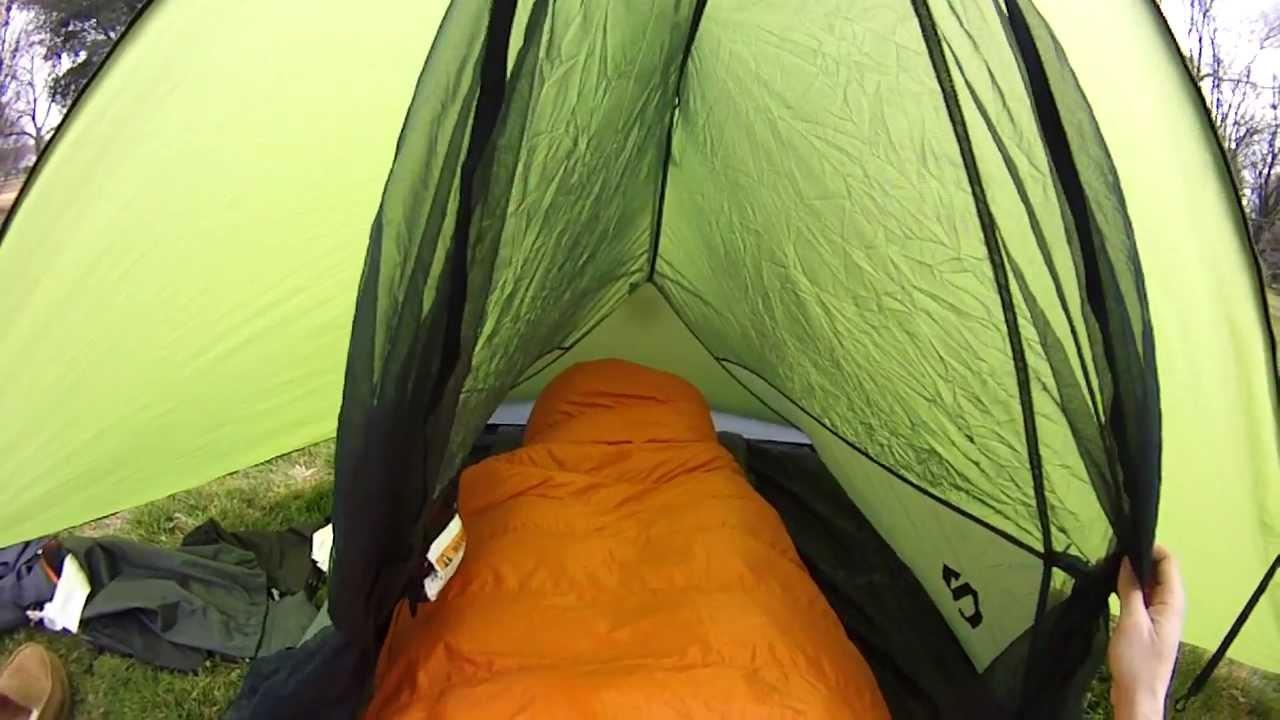 Nemo Obi 2P Tent Innards & Nemo Obi 2P: Tent Innards - YouTube