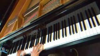 Armin van Buuren - Burned With Desire (Piano-Version by SYQ)