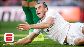 It can't get any worse at Real Madrid for Gareth Bale - Alejandro Moreno | La Liga