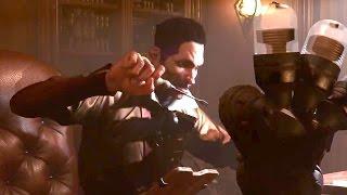 Dishonored 2 – Механический особняк с неубиваемыми роботами! (60 FPS)