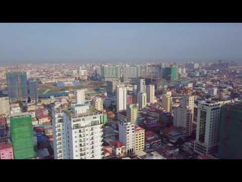 Phnom Penh City The capital of Cambodia 2 5 2017