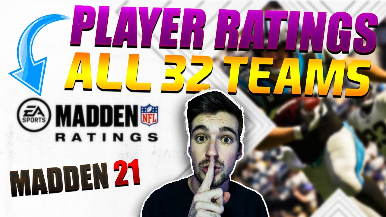 Madden 21 Ratings: Top-10 Players For Every NFL Team Leaked