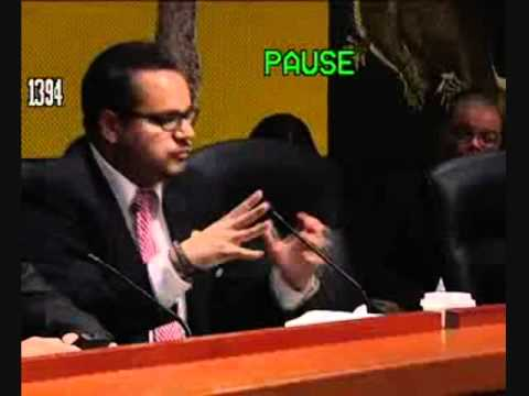 Senator Jose Serrano Opening Remarks at Rent Regulation Forum