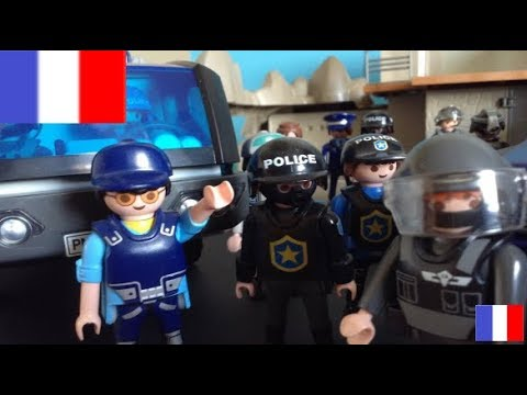 playmobil police polizei 1 youtube. Black Bedroom Furniture Sets. Home Design Ideas