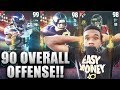 90 OVERALL OFFENSE & BEST TEAM EVER DRAFTED🔥🔥!! MADDEN 17 DRAFT CHAMPIONS