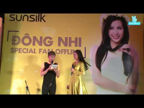 Đông Nhi Special Fan Offline | Dong Nhi