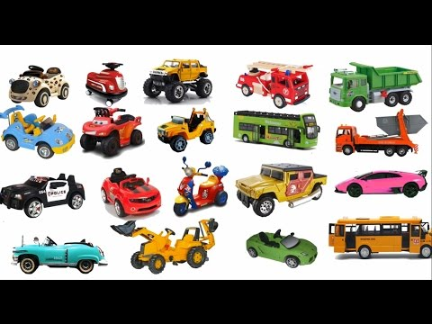 Car Show For Kids Video For Children Lovely Cartoons For Kids - Kids car show