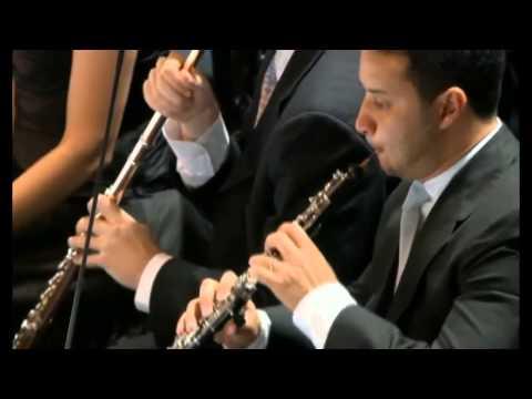 Les préludes (Liszt) / ~ Conductor: Daniel Barenboim ~ West Eastern Divan Orchestra